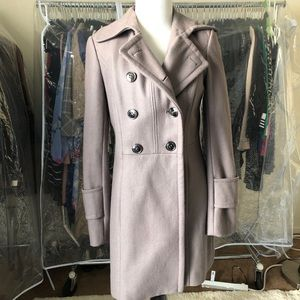 Kenneth Cole New York Military Coat